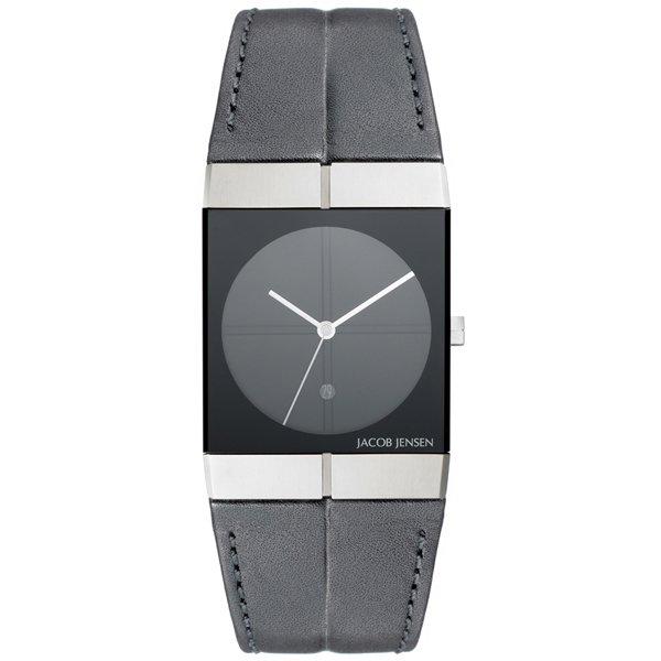 ヤコブ・イェンセン 腕時計 メンズ 230 ブラック