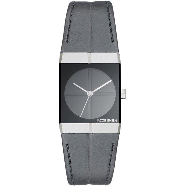 ヤコブ・イェンセン 腕時計 レディース 240 ブラック