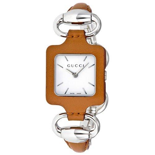 グッチ 腕時計 レディース 1921 YA130401 ホワイト×シルバー