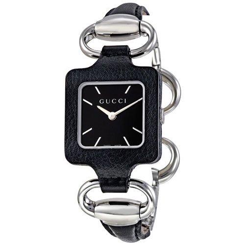 グッチ 腕時計 レディース 1921 YA130402 ブラック×シルバー