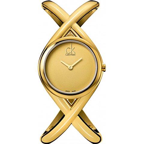 Calvin Klein(カルバンクライン) レディース腕時計 Enlace K2L23509