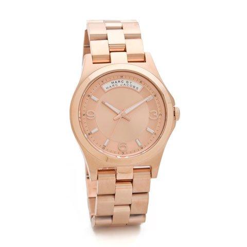 マークバイマークジェイコブス 腕時計 レディース ベイビーデイブ  MBM3232 ローズゴールド