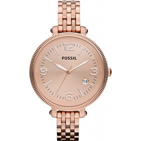 フォッシル 腕時計 レディース ヘザー ES3130 ローズゴールド×ローズゴールド