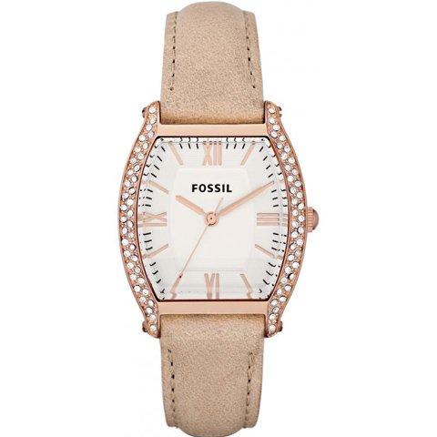 フォッシル 腕時計 レディース ウォレス ES3108 ホワイト×ベージュ