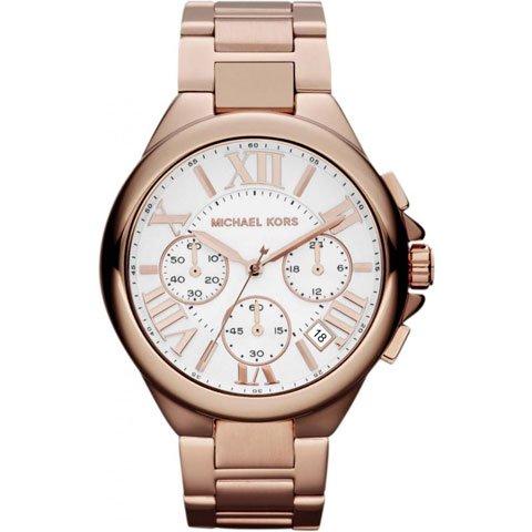マイケルコース 時計 カミーユ  MK5757 ホワイト×ローズゴールド