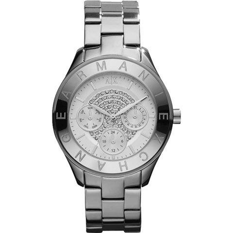 アルマーニエクスチェンジ 腕時計 レディース AX5152 シルバー×シルバー