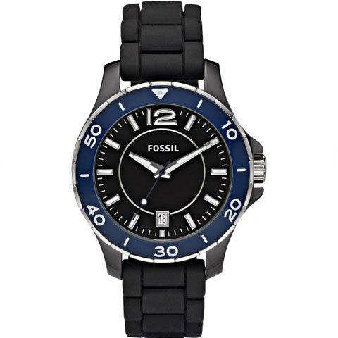 フォッシル 腕時計 レディース CE1036 ブラック×ブラック