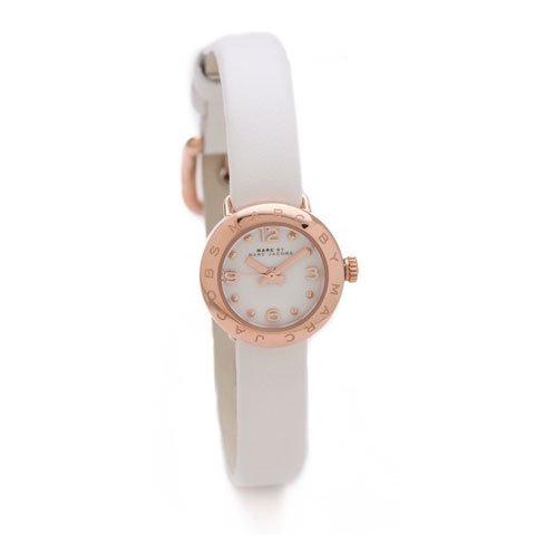 マークバイマークジェイコブス 腕時計 レディース エイミーディンキー MBM1250 ゴールド×ホワイト