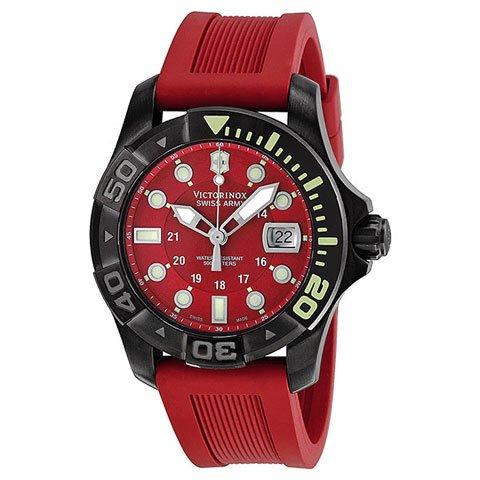 ビクトリノックス 腕時計 ダイブマスター500 249056 レッド×レッド