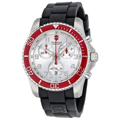 ビクトリノックス 腕時計 マーベリックGS 241433  シルバー×ブラック