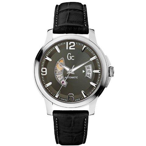 ジーシー 時計 クラシックコレクション オートマチック X84003G5S グレー×ブラック