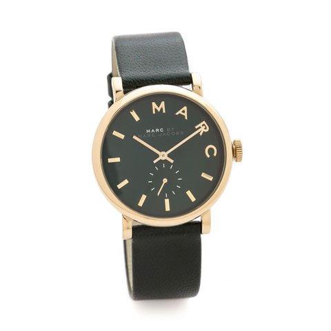 マークバイマークジェイコブス 腕時計 レディース ベイカー MBM1268 ゴールド×エメラルドグリーン