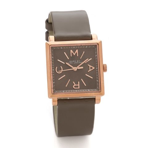 マークバイマークジェイコブス 腕時計 レディース MBM1276 トルーマン ローズゴールド×グレー