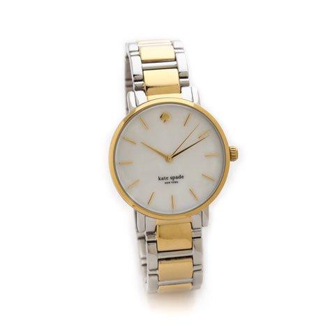 ケイトスペード 腕時計 1YRU0005 グラマシー ホワイトパール×ツートーンゴールド