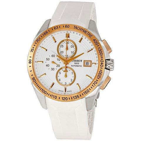 ティソ 腕時計 T-スポーツ ベロシティ T0244272701100 ホワイト×ホワイト