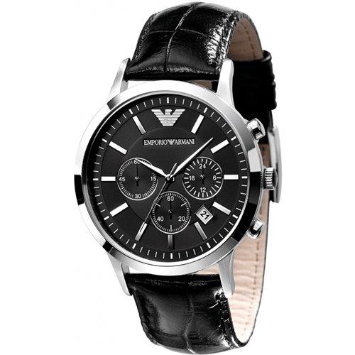 エンポリオアルマーニ/Emporio Armani/腕時計/レナト/AR2447 /ブラック