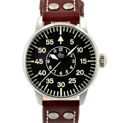 ラコ 腕時計 国内正規品 アーヘン 自動巻 861690 ブラウンカーフレザーベルト