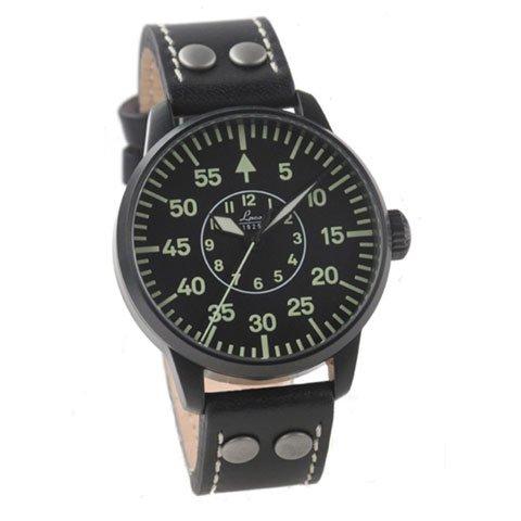 ラコ 腕時計 国内正規品 ビーレフェルト 自動巻 861760 ブラックカーフレザーベルト