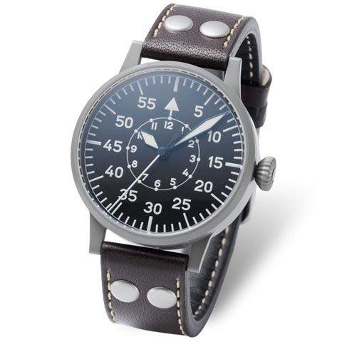 ラコ 腕時計 国内正規品 ライプチヒ LACO01系手巻 861747 ブラウンカーフレザーベルト
