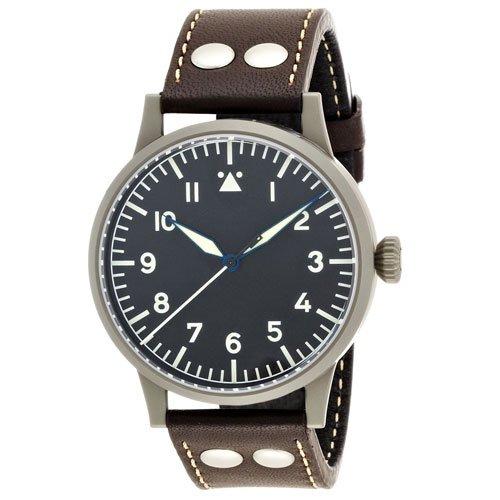 ラコ 腕時計 国内正規品 ウェスターランド LACO01系手巻 861750 ブラウンカーフレザーベルト
