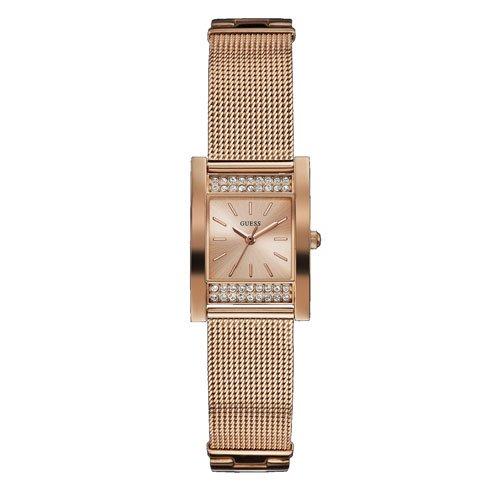 ゲス 腕時計 レディース ヌーボー  W0127L3 ローズゴールド×ローズゴールド