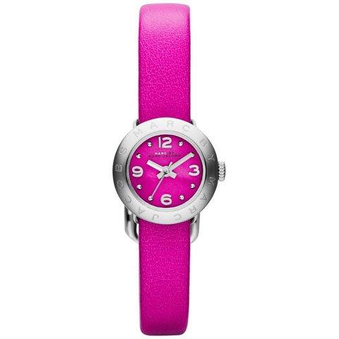 マークバイマークジェイコブス 腕時計 レディース エイミー MBM1288 シルバー×ピンク