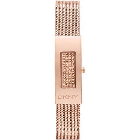 ダナキャランニューヨーク 腕時計 レディース NY2111 アストリア ローズゴールド