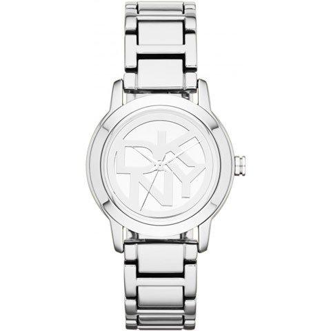 DKNY 腕時計 レディース NY8875 パークアベニュー シルバー