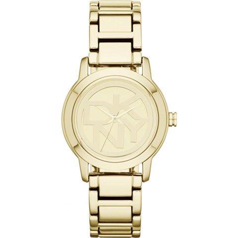 DKNY 腕時計 レディース NY8876 パークアベニュー ゴールド