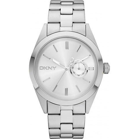 DKNY 腕時計 メンズ NY1532 ノリータ シルバー×シルバー