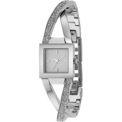 DKNY 腕時計 クロスオーバー NY4814 シルバー