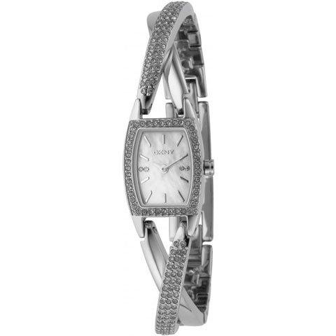 DKNY 腕時計 レディース クロスオーバー NY4633 シルバー