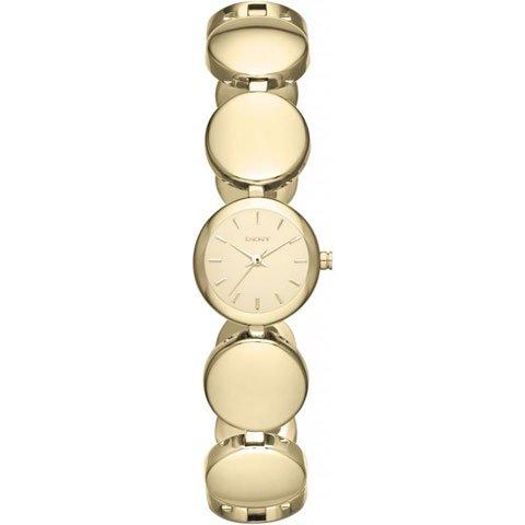 DKNY 腕時計 レディース NY8867 ラウンドアバウト ゴールド