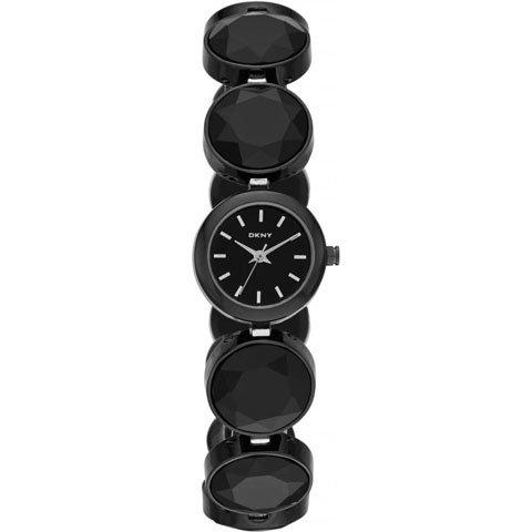 DKNY 腕時計 レディース NY2125 ラウンドアバウト ブラック