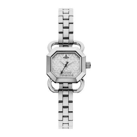 ヴィヴィアン・ウエストウッド 腕時計 レイヴンズコート VV085SLSL シルバー×シルバー
