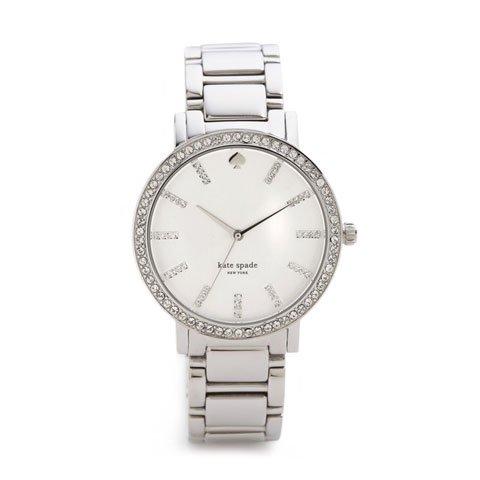 ケイトスペード 腕時計 1YRU0322 グラマシー グランド シルバー