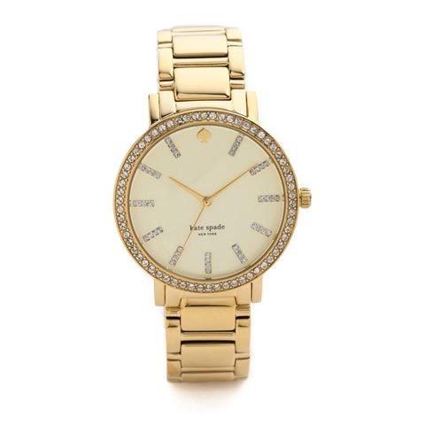 ケイトスペード 腕時計 1YRU0358 グラマシー グランド ゴールド