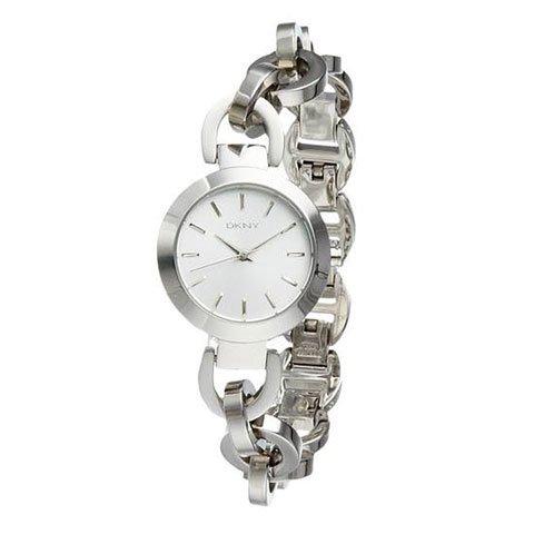 DKNY 腕時計 レディース NY2133 スタンホープ シルバー