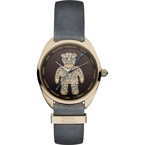 "Vivienne Westwood ""ツイスト"" 腕時計"