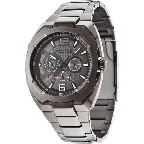 ポリス 腕時計 メンズ マーベリック PL14106JSU/61M ブラック×カーボンステンレススチール