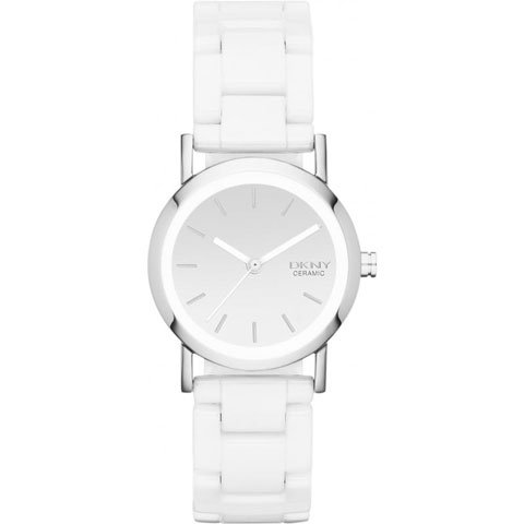 DKNY 腕時計 替えベルト NY8895 ホワイトセラミック