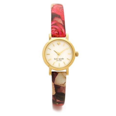 ケイトスペード 腕時計 1YRU0525 タイニーメトロ マルチカラー
