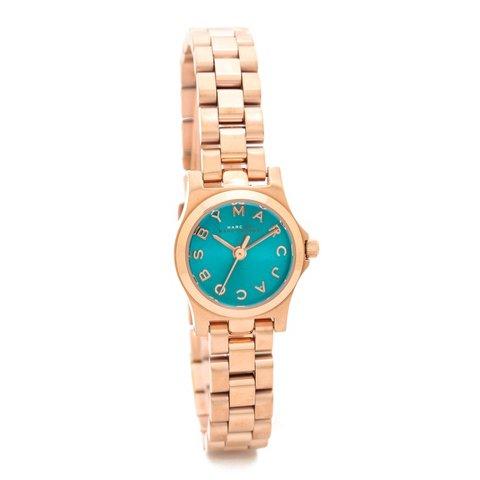 マークバイマークジェイコブス 腕時計 レディース ヘンリーディンキー MBM3328 ディープシー×ローズゴー…