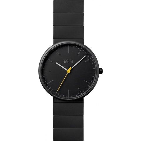 ブラウン|Braun 時計/BN0171BKBKG/限定モデル/ブラック×ブラックセラミックベルト