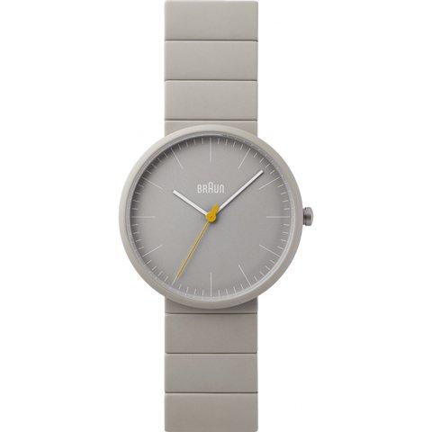 ブラウン|Braun 時計/BN0171GYGYG/限定モデル/グレー×グレーセラミックベルト