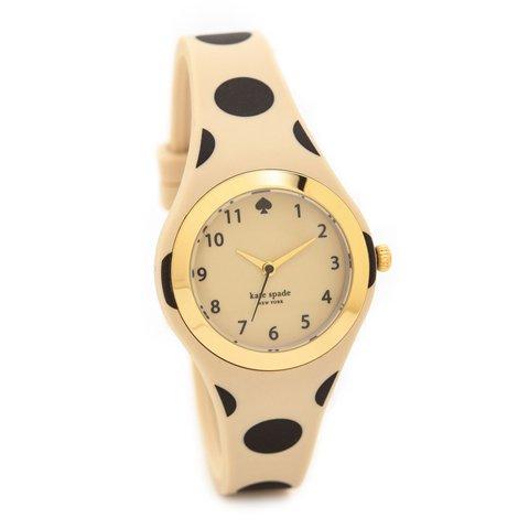 ケイトスペード 腕時計 1YRU0611 ラムゼー ベージュマルチ