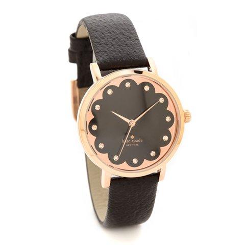 ケイトスペード 腕時計 1YRU0583 ノベルティーメトロ ブラック