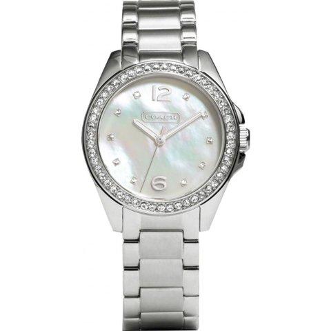 コーチ 腕時計 トリステン 14501656 ホワイトマザーオブパール