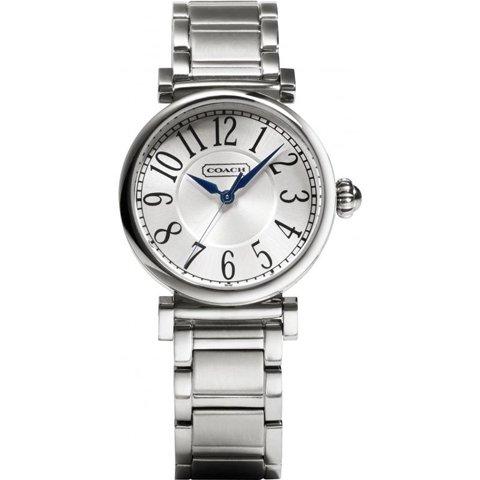 コーチ 腕時計 マディソンファッション 14501719 シルバー×シルバー