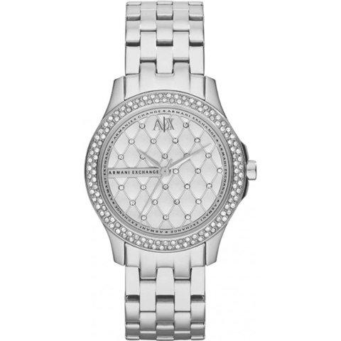 アルマーニエクスチェンジ 腕時計 レディース AX5215 シルバー×シルバー